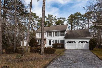 Upper Township Single Family Home For Sale: 3 Lauradell Dr