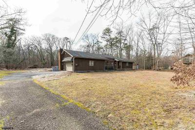 Vineland Single Family Home For Auction: 3359 Swan Dr