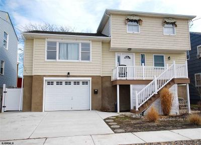 Ventnor Heights Single Family Home For Sale: 317 N Harvard Ave