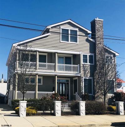 Atlantic City, Longport, Longport Borough, Margate, Ventnor, Ventnor Heights Rental For Rent: 8019 Ventnor Ave