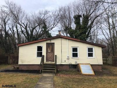 Vineland Single Family Home For Sale: 1210 N West Ave