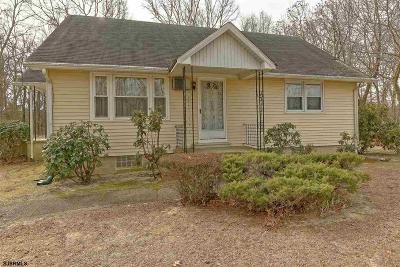 Vineland Single Family Home For Sale: 1181 W Sherman Ave