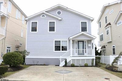 Brigantine Single Family Home For Sale: 4032 Atlantic Brigantine Blvd