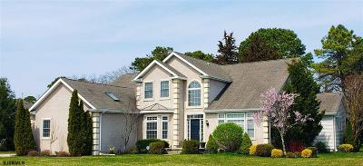 Egg Harbor Township Single Family Home For Sale: 8 Pebble Beach Dr Dr