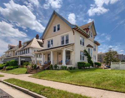 Atlantic City Single Family Home For Sale: 114 S Ridgeway