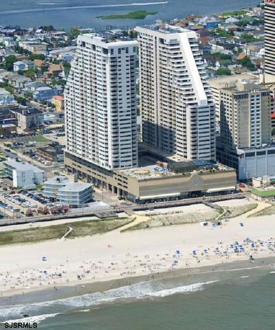 Atlantic City Rental For Rent: 3101 Boardwalk