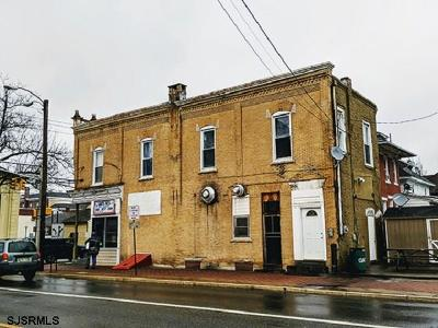 Millville Commercial For Sale: 201 E Main & 117 S. 2nd Street