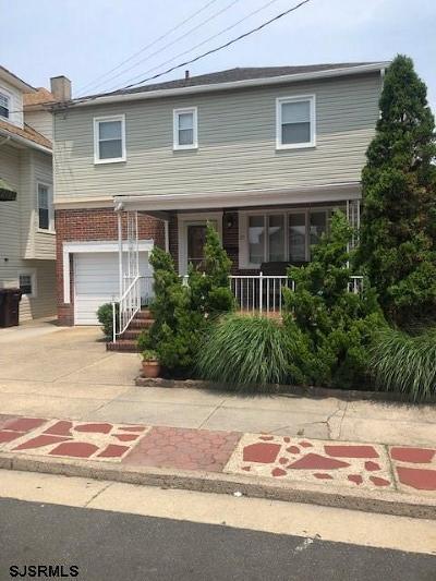 Atlantic City, Longport, Longport Borough, Margate, Ventnor, Ventnor Heights Rental For Rent: 25 S Buffalo Avenue