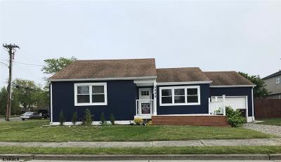 Ventnor Single Family Home For Sale: 5900 Burk Ave
