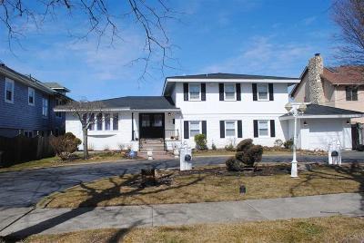 Atlantic City, Longport, Longport Borough, Margate, Ventnor, Ventnor Heights Rental For Rent: 5507 Winchester Avenue