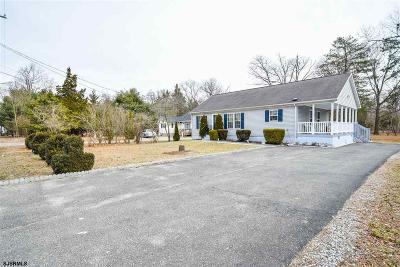Vineland Single Family Home For Sale: 97 S Mill Rd