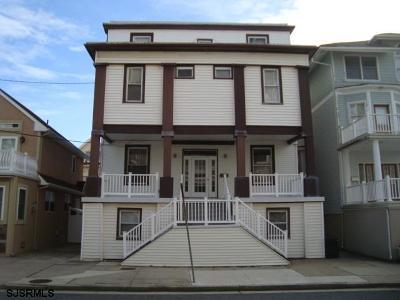 Atlantic City Multi Family Home For Sale: 129 S Kingston Ave