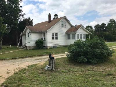 Vineland Single Family Home For Sale: 2035 W Garden Road