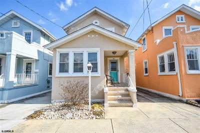 Ventnor Single Family Home Undercontract-Cont Toshow: 125 N Wyoming Ave