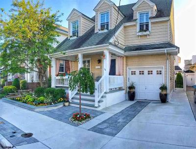 Margate Single Family Home For Sale: 8 N Exeter Ave