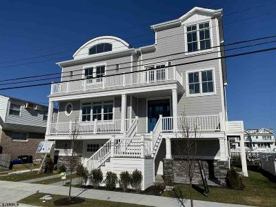 Margate NJ Single Family Home For Sale: $2,499,000