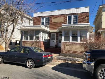 Ventnor Single Family Home For Sale: 105 N Princeton Ave