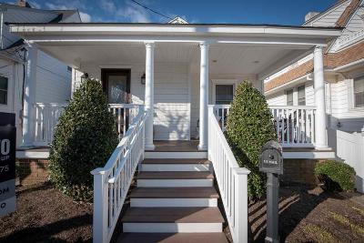 Longport Single Family Home For Sale: 118 N 35th Ave