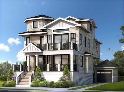Margate Single Family Home For Sale: 7 S Sumner Ave