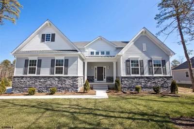 Mays Landing Single Family Home For Sale: 561 Halbert Ave
