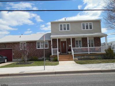 Ventnor Heights Single Family Home For Sale: 615 N Suffolk Ave