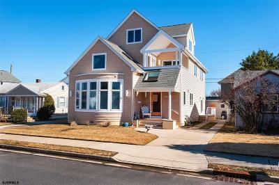 Margate Single Family Home For Sale: 307 N Huntington Ave