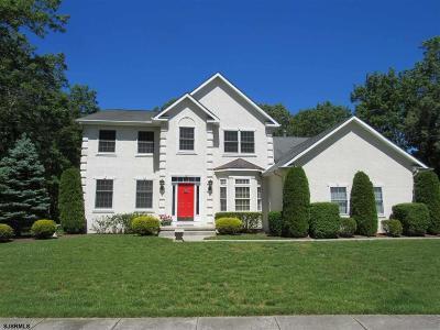 Egg Harbor Township Single Family Home For Sale: 152 St Andrews Drive