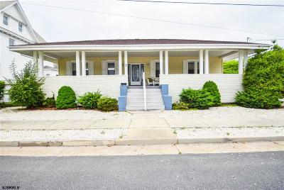 Atlantic City, Longport, Longport Borough, Margate, Ventnor, Ventnor Heights Rental For Rent: 2 N Suffolk Ave
