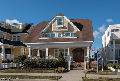 Longport Single Family Home For Sale: 108 S 15th Ave