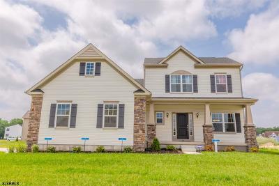 Mays Landing Single Family Home For Sale: 541 Halbert Ave