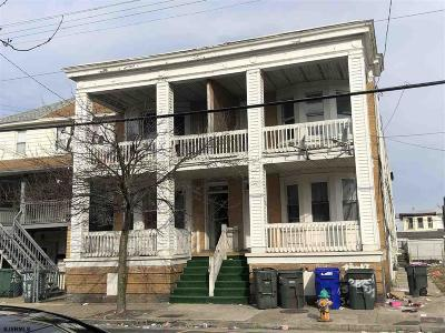 Atlantic City Multi Family Home For Sale: 2825-27 Arctic Ave Ave
