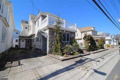 Atlantic City, Longport, Longport Borough, Margate, Ventnor, Ventnor Heights Rental For Rent: 12 N Martindale Ave Ave