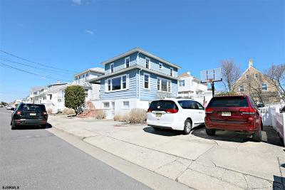 Ventnor Single Family Home For Sale: 5 N Wyoming Ave