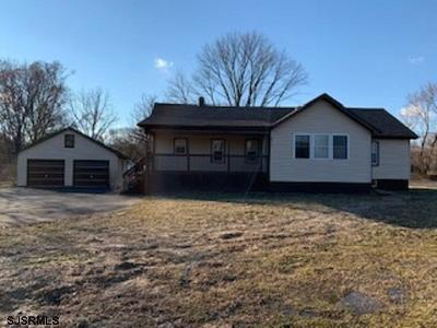 Pittsgrove Township Single Family Home For Sale: 971 Alvine Road