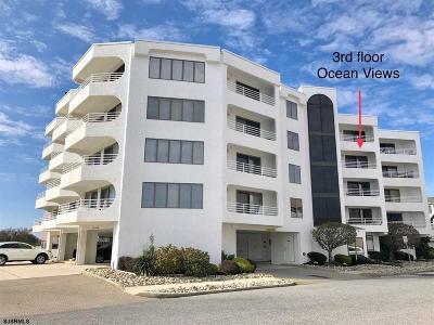 Brigantine Condo/Townhouse For Sale: 4401 Ocean #301