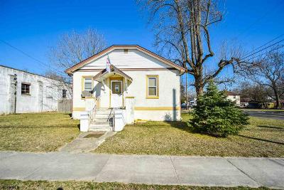 Buena Single Family Home For Sale: 1007 S Central Ave