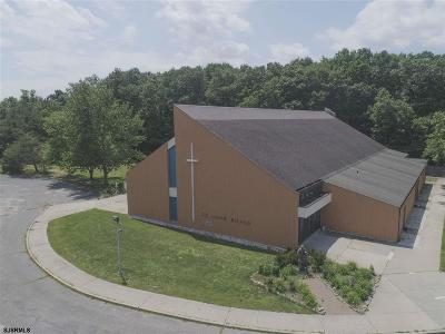 Millville Commercial For Sale: 2 Hillcrest Ave Ave