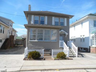 Ventnor Single Family Home For Sale: 14 S Lafayette Ave