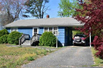 Millville Single Family Home For Sale: 112 Geissinger Avenue Ave