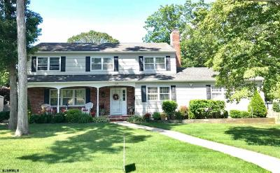 Linwood Single Family Home For Sale: 110 Belhaven Ave