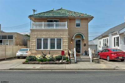 Margate Single Family Home For Sale: 6 N Jasper Ave