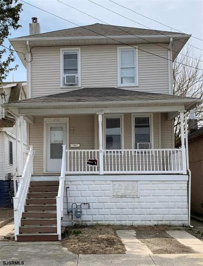 Ventnor Heights Single Family Home For Sale: 210 N Dudley Ave