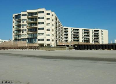 Longport Condo/Townhouse For Sale: 2700 Atlantic Ave #301