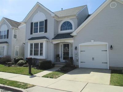 Ventnor Single Family Home For Sale: 804 N Victoria Avenue