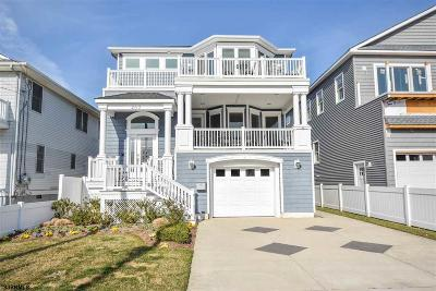 Brigantine NJ Single Family Home For Sale: $775,000