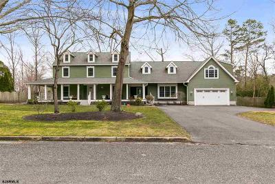 Mays Landing Single Family Home For Sale: 462 Franklin Dr
