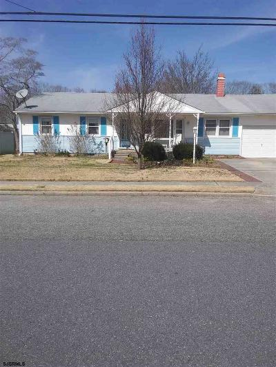 Linwood Single Family Home For Sale: 310 Barr Ave Ave