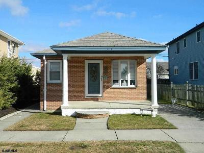 Margate Single Family Home For Sale: 411 N Nassau Ave