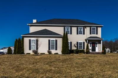 Pittsgrove Township Single Family Home For Sale: 12 Harvest Dr