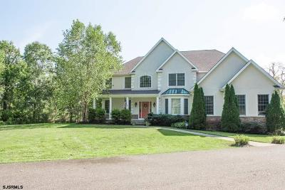 Egg Harbor Township Single Family Home For Sale: 1762 Somers Point Road